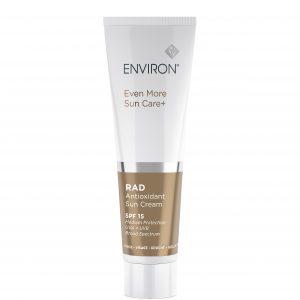 RAD Antioxidant sun cream SPF 15