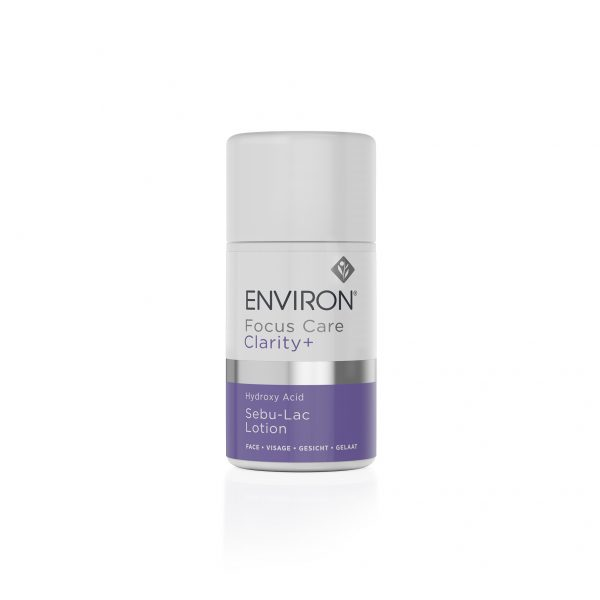 Hydroxy acid sebu-lac lotion