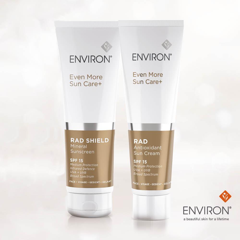 Environ Skin Care sun Care